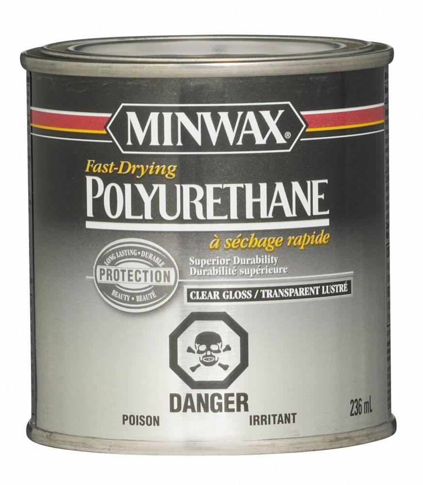 Polyurethane, 236 ml, satiné