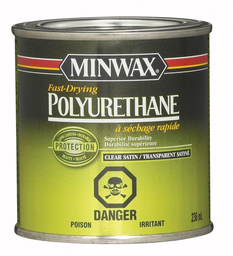 Polyurethane, 236 ml, gloss