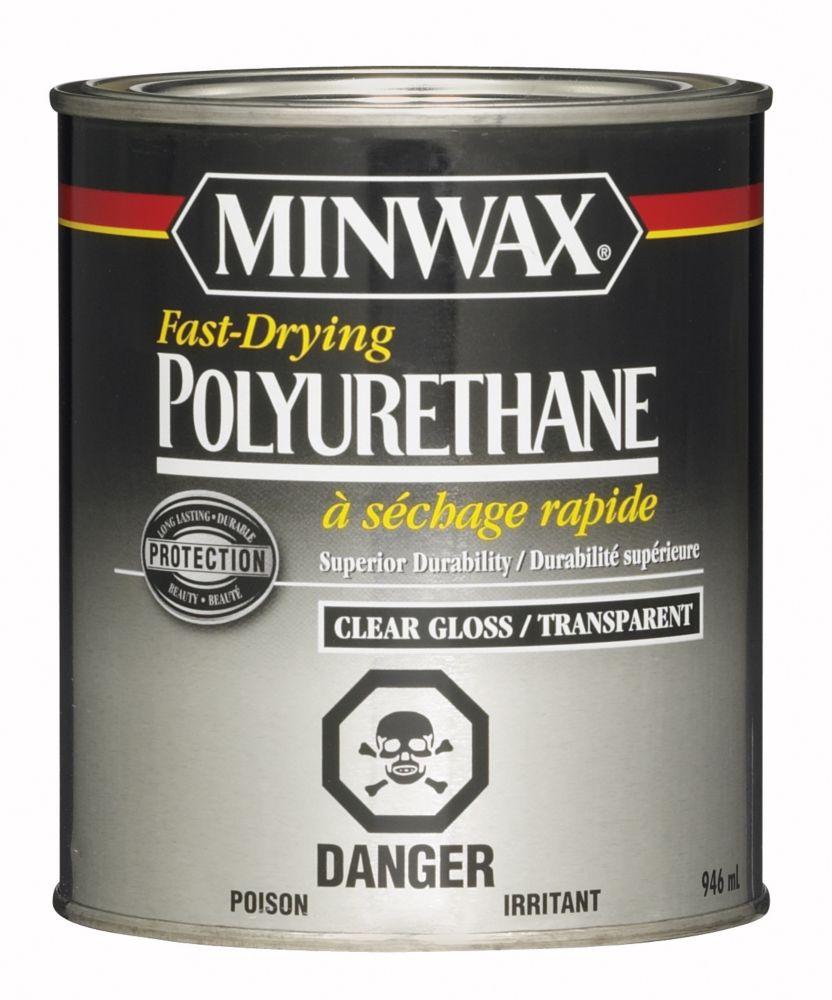 Polyurethane, 946 ml, satiné