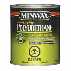Minwax Polyurethane, 946 ml, gloss