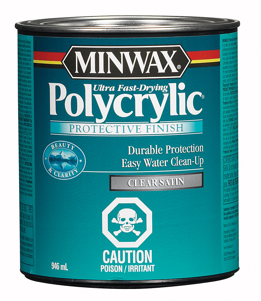 Polycrylic - Satin