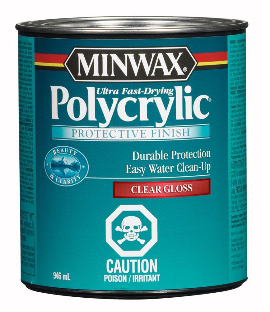 Polycrylic - Gloss