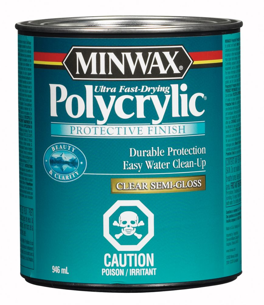 Polycrylic - Semi-Gloss