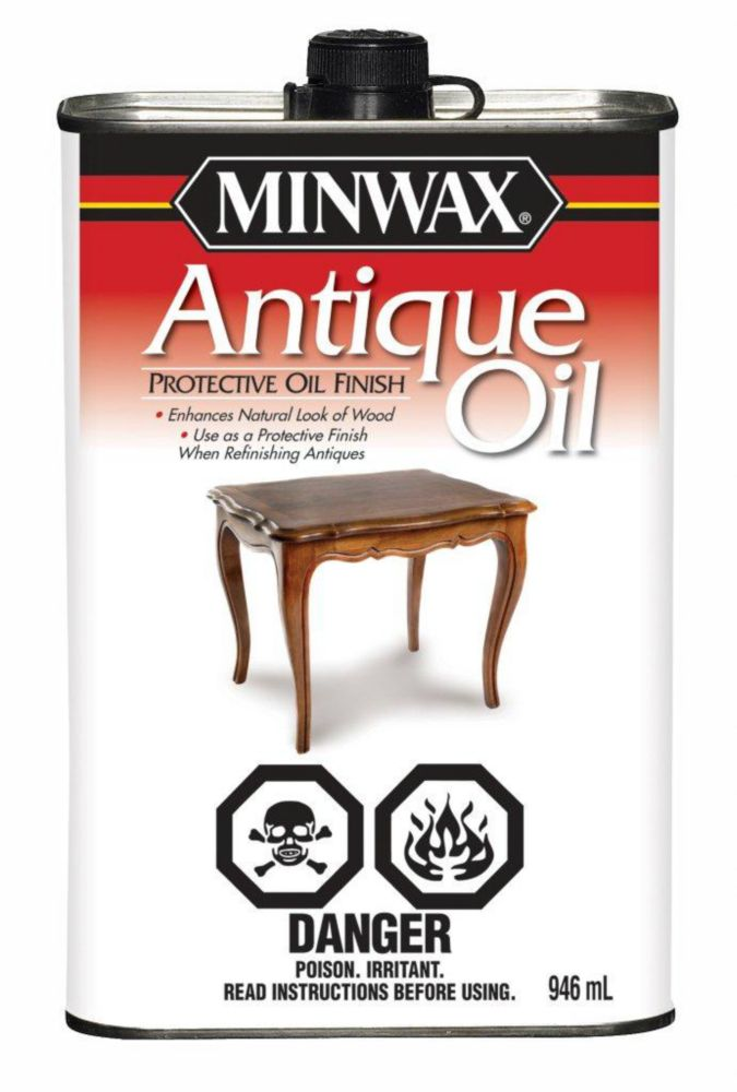Antique Oil Natural