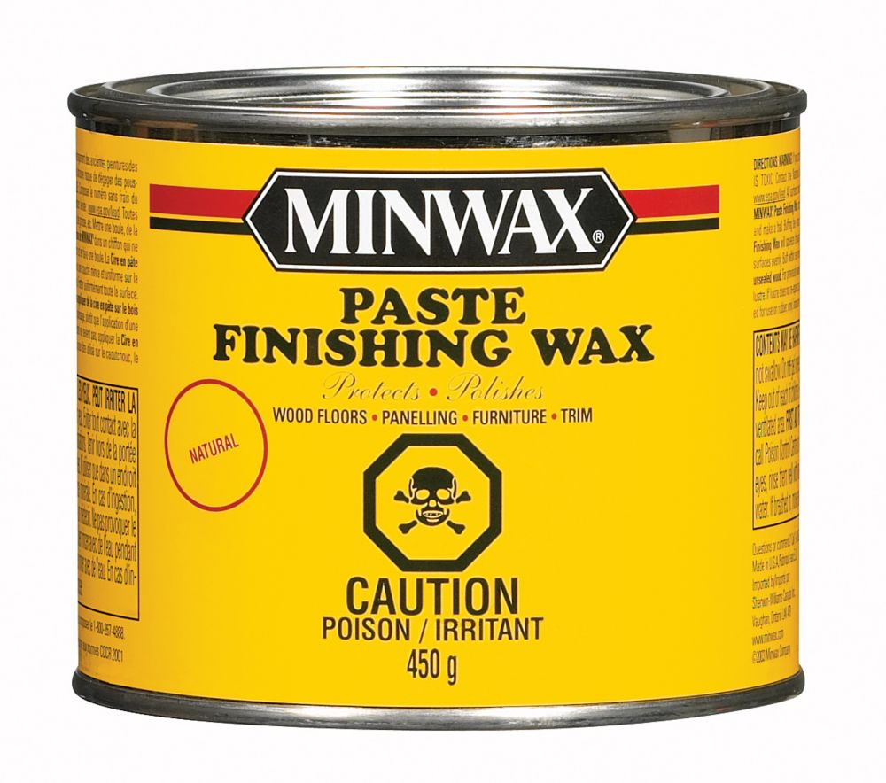 Paste Wax - Natural