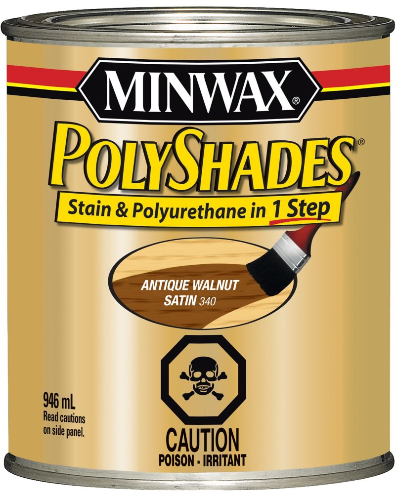 Polyshades, 946 ml, Pin blond satiné