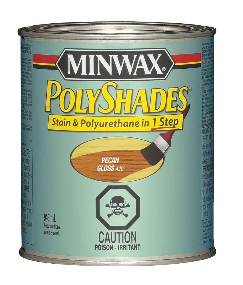 Polyshades - Pecan - Gloss