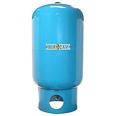 Réservoir à air captif vertical de 100 litres (26.4 USGAL)