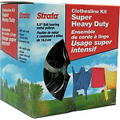 Heavy Duty Clothesline Kit