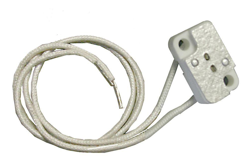 Rectangular Halogen Socket