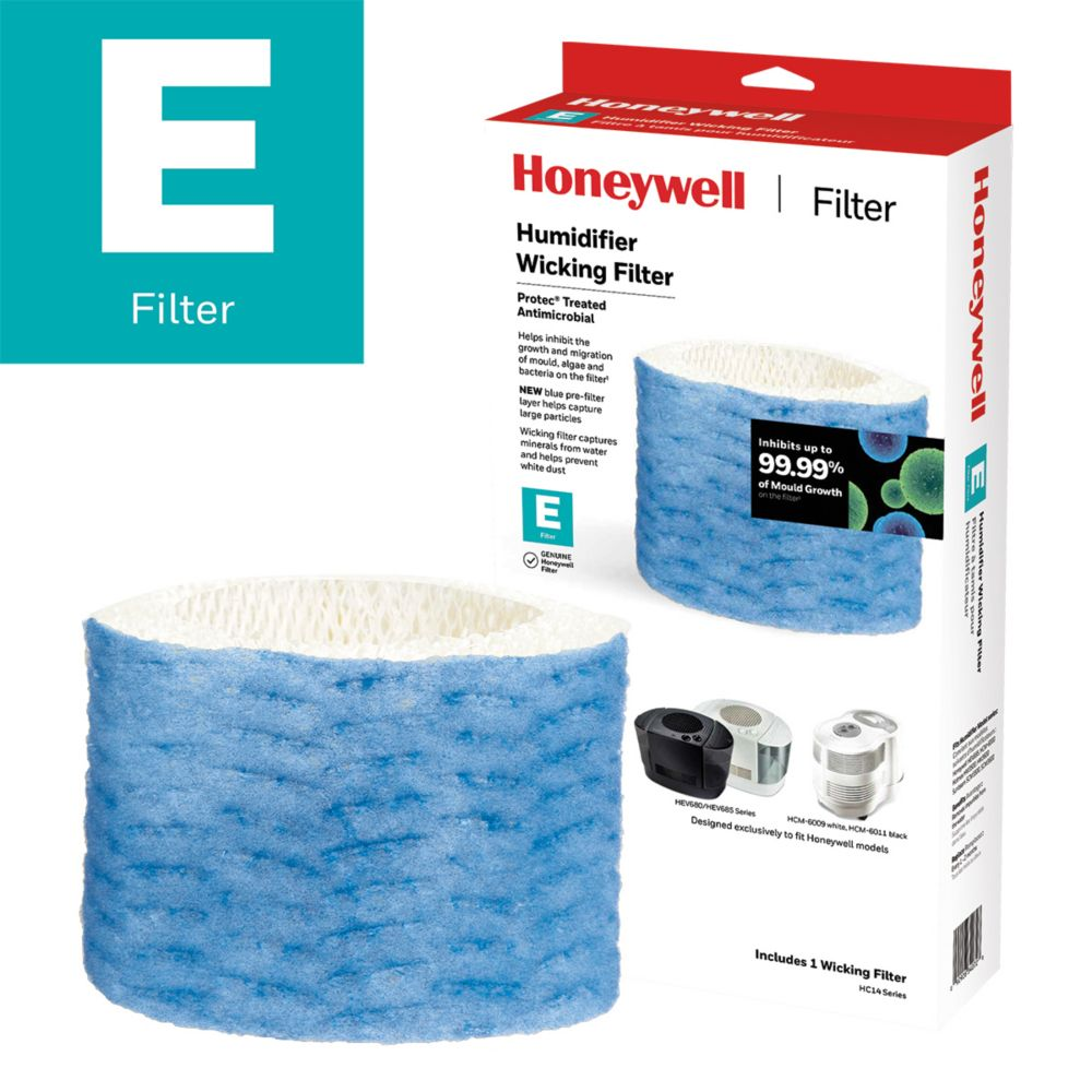 Honeywell Humidifier Replacement Filter The Home Depot