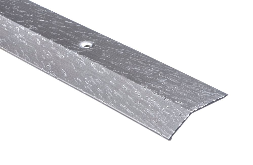 Shur Trim Equalizer Floor Moulding, Hammered Titanium - 1-1/2 Inch : The Home Depot Canada