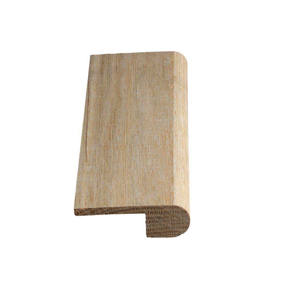 Nez de palier en chêne 1 X 3 1/4 (3/4) Rab
