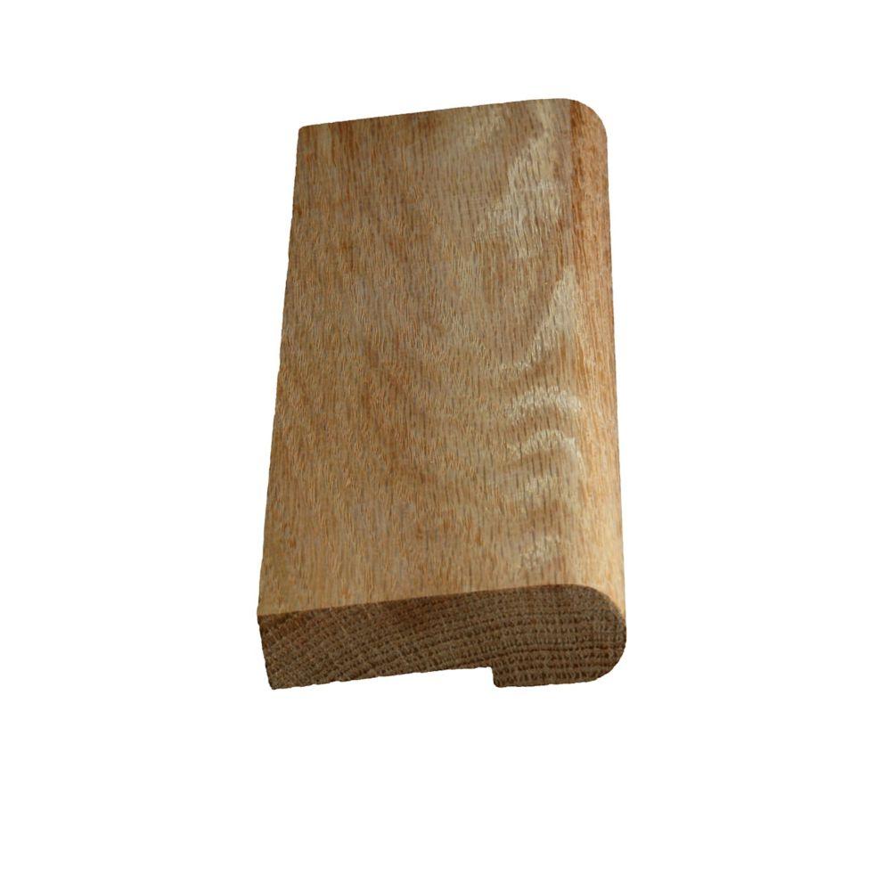 Oak Stair Nosing 1 x 3-1/4 (3/8) Rab