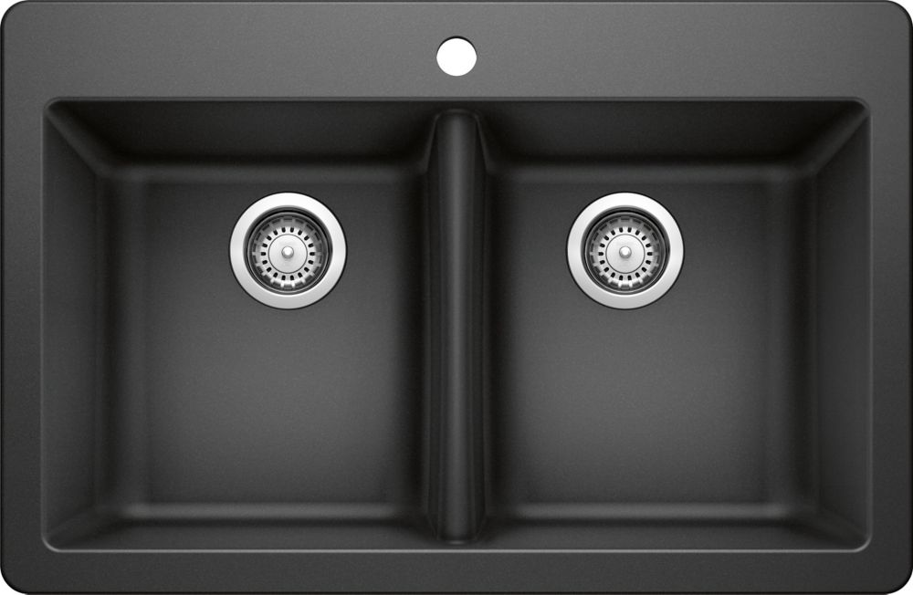 Homestyle 2.0 Topmount Anthracite Sink