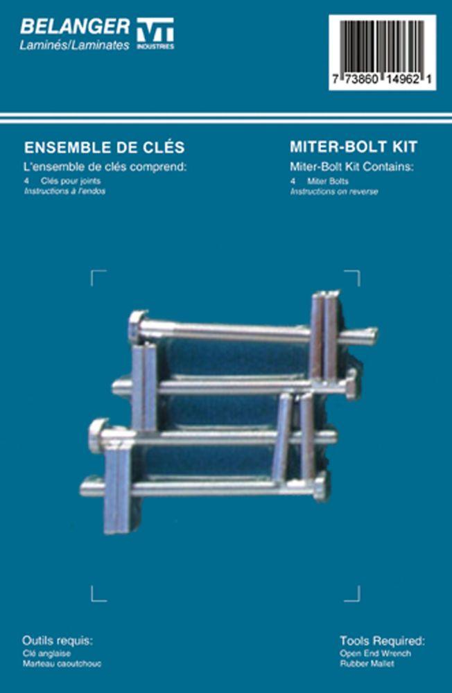 Mitre Bolts, Countertop Accessories