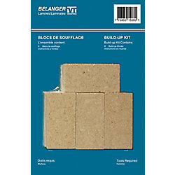 Belanger Laminates Inc Build-Up Blocks for Countertops
