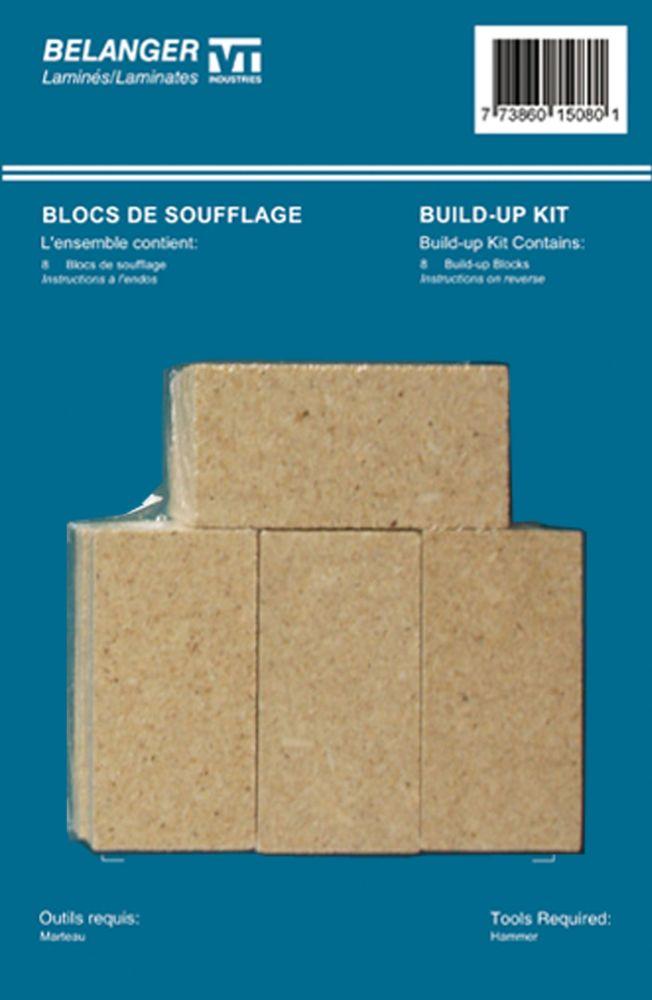 Build-Up Blocks, Countertop Accessories
