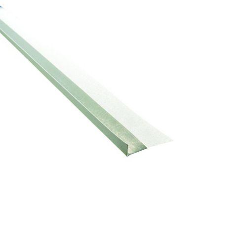 Beadex CGC Paper-Faced Metal Trim, B4 1/2 In. L shape, 8 Ft.