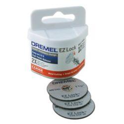 Dremel EZ Lock Cut-off Wheel Bulk Pack (12-Pack)