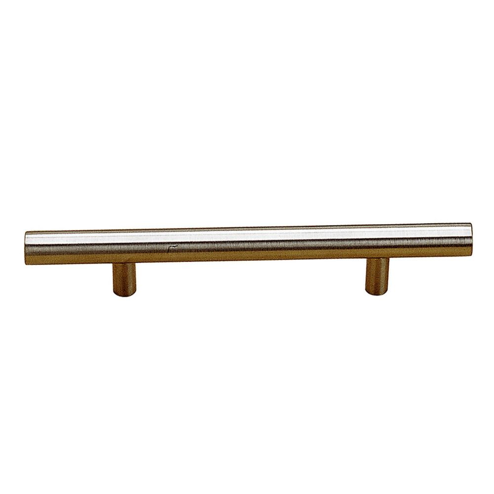 Contemporary Stainless Steel  Pull - 96 mm C. to C.