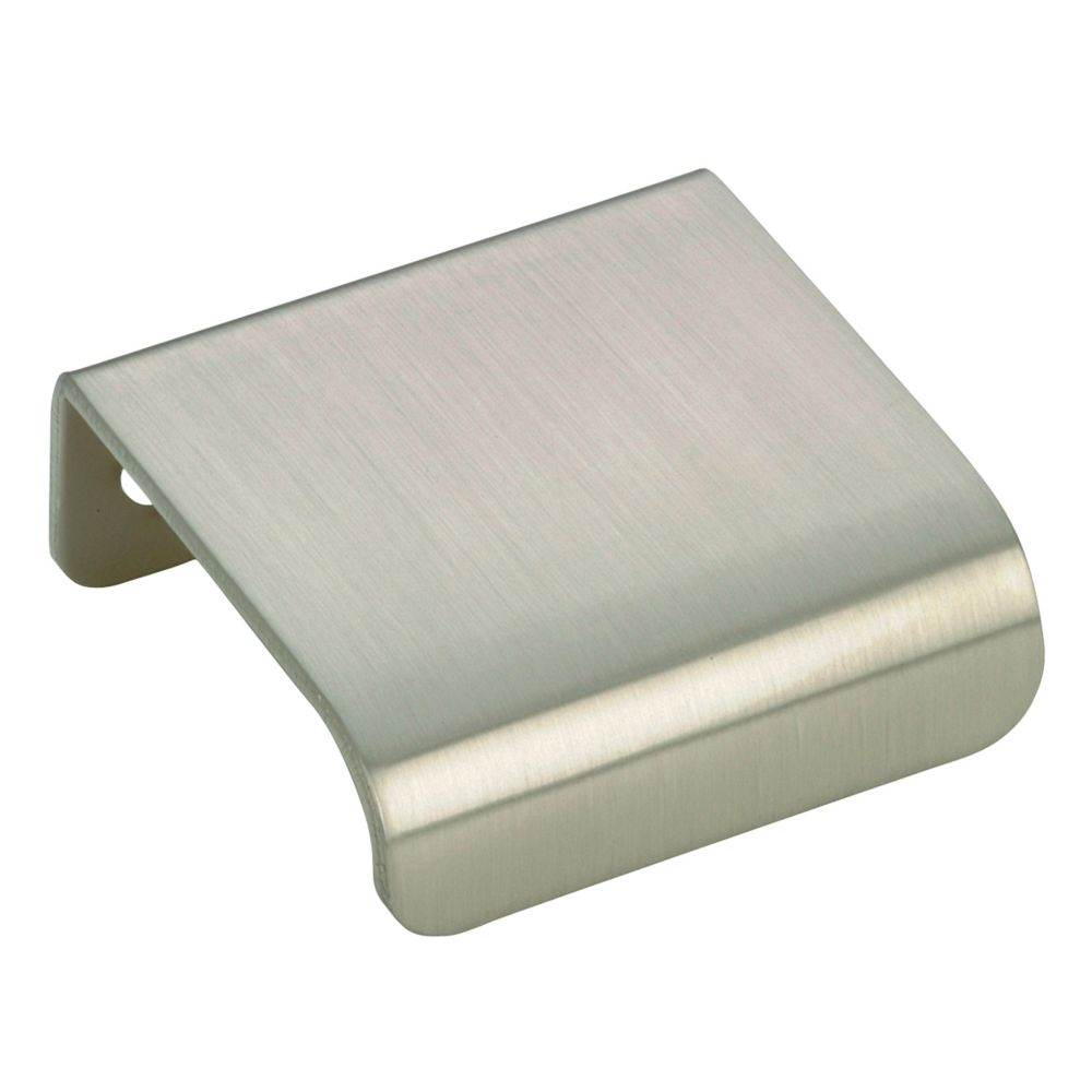 Contemporary Metal Pull - Matte Nickel - 25 mm C. to C.