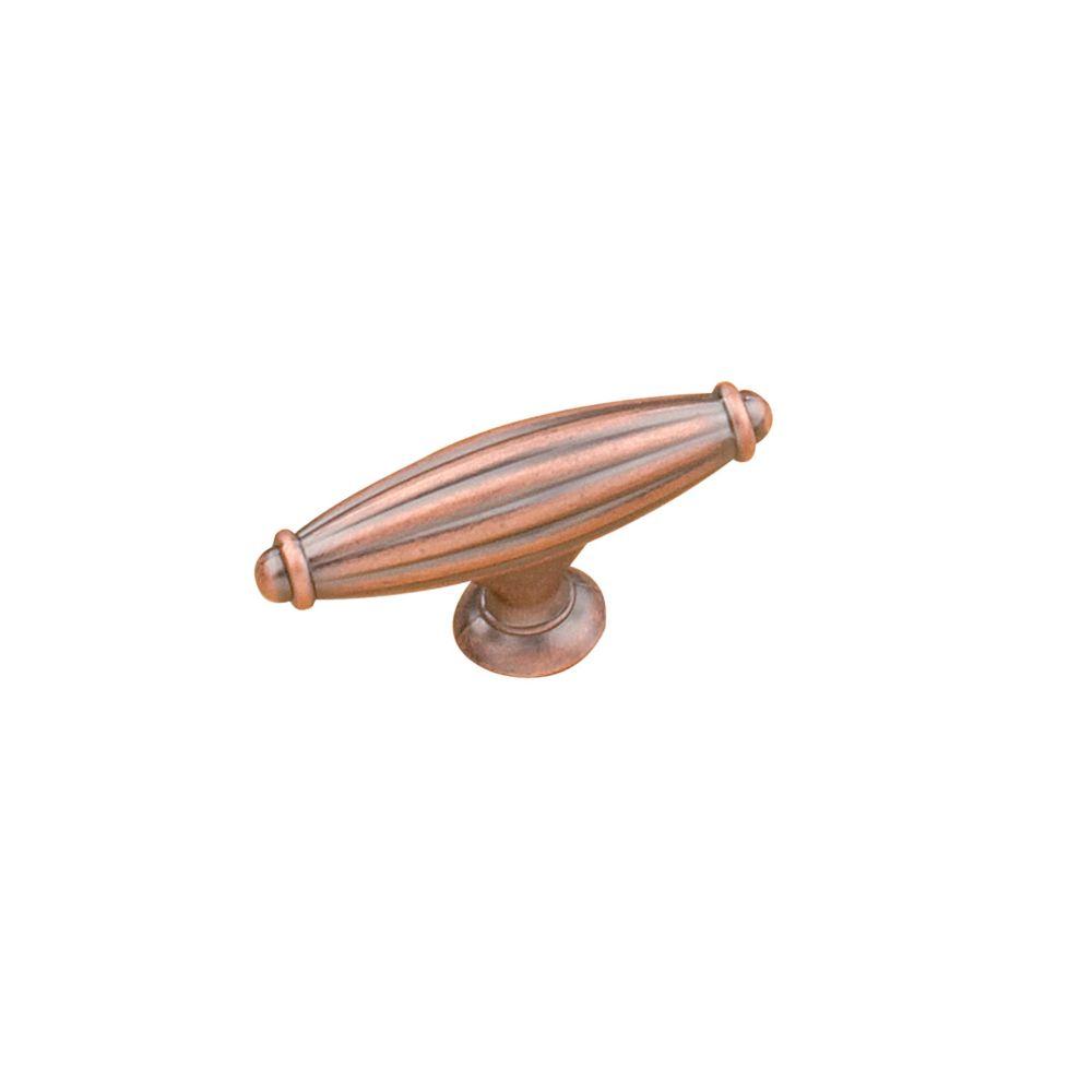 Bouton transitionnel en métal - Dia. 65 mm