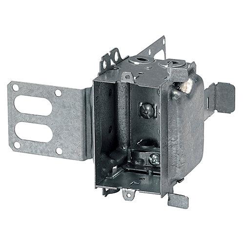 Device Box 2-1/2 In. Bx/Loomex Steel Stud