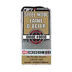 #4/0 12 Pad Steel Wool