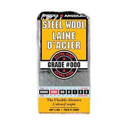 Rhodes American #3/0 12 Pad Steel Wool