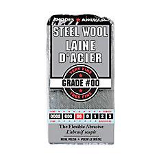 #2/0 12 Pad Steel Wool
