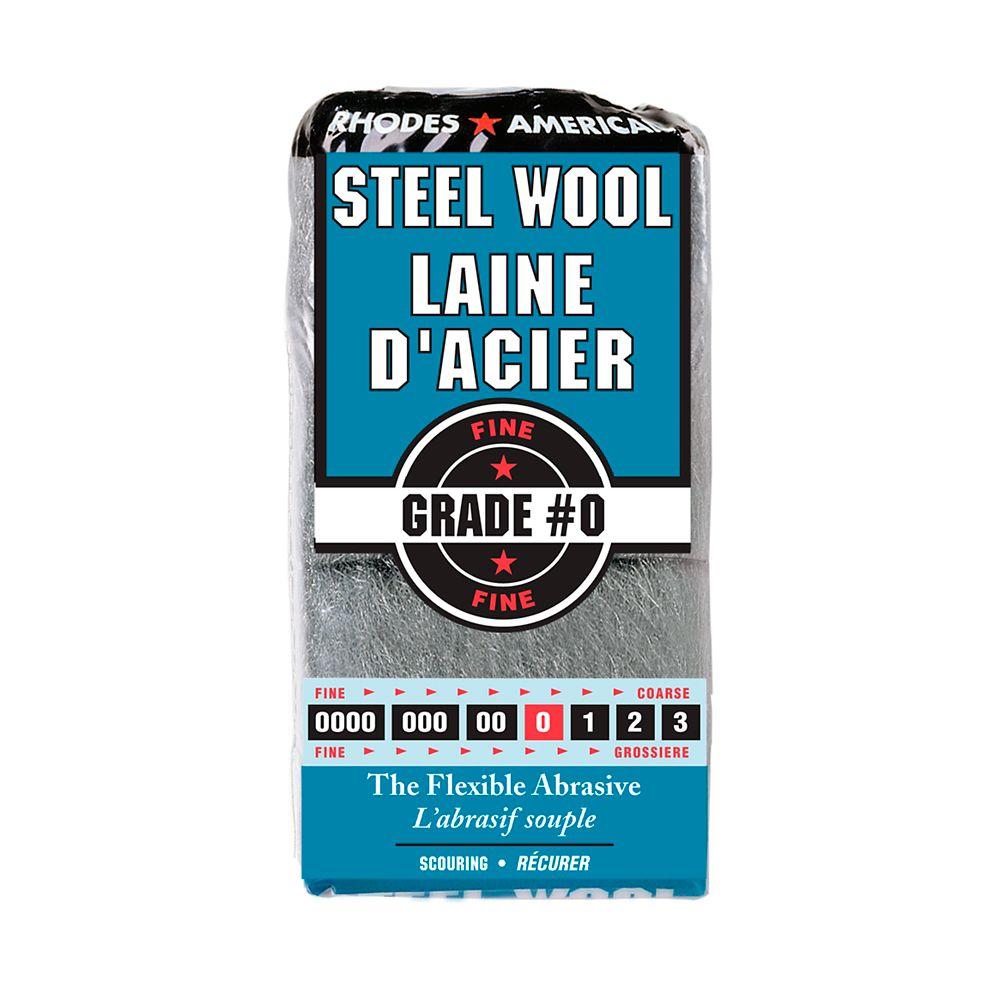 #0 12 Pad Steel Wool
