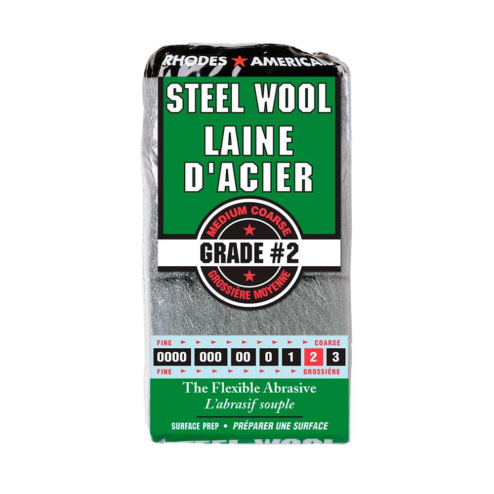 #2 12 Pad Steel Wool