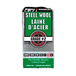 Rhodes American #2 12 Pad Steel Wool