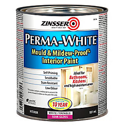 Zinsser Perma -White -Semigloss -946Ml
