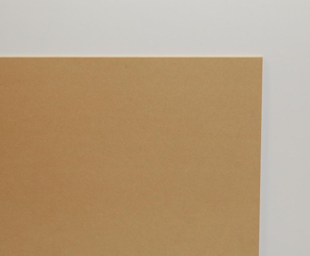 3/4 Inch  2 Feet x 4 Feet Medium Density Fiberboard (MDF) Handy Panel