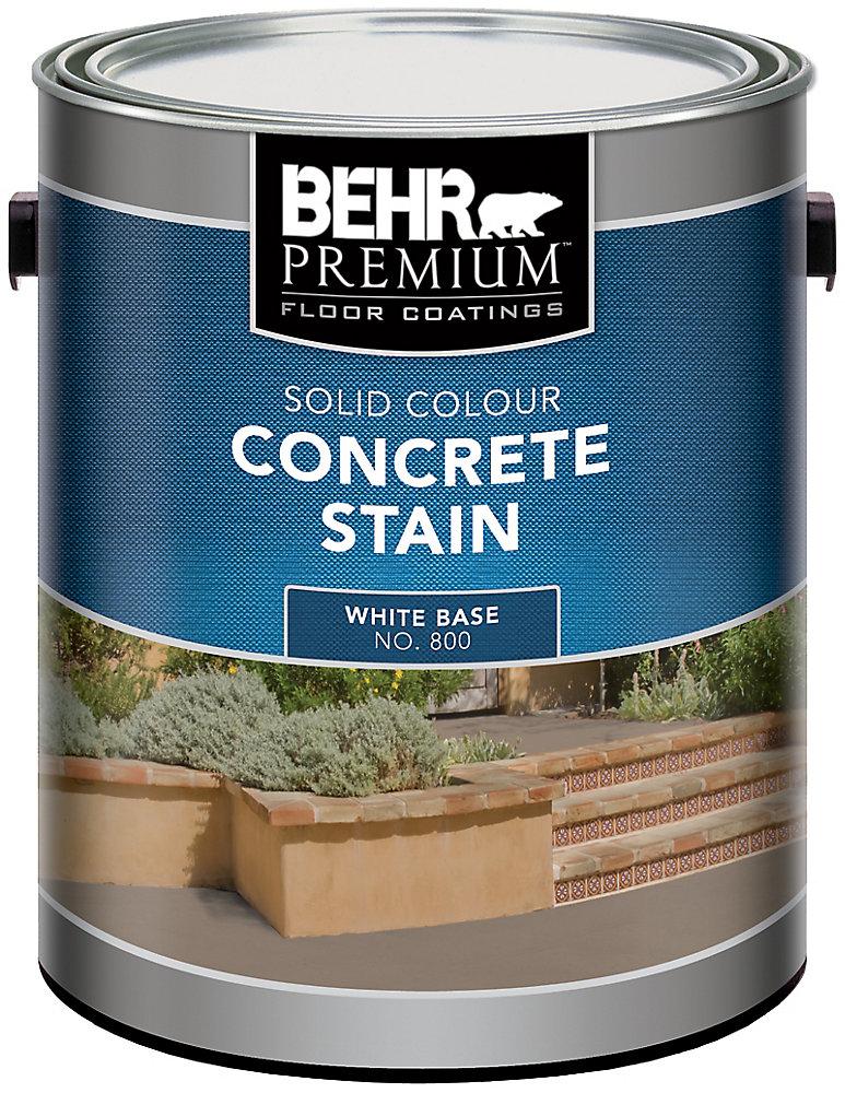 Solid Colour Concrete Stain 3 67l