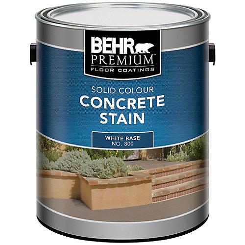 Solid Colour Concrete Stain, 3.67L
