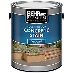 Concrete Stain The Home Depot Canada
