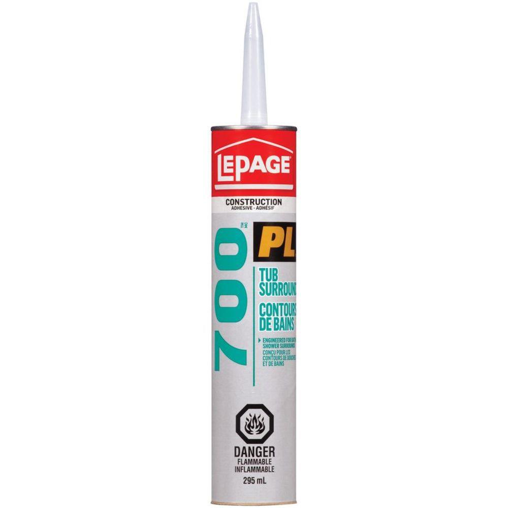 LePage PL 700 Tub Kit Adhesive 295ml