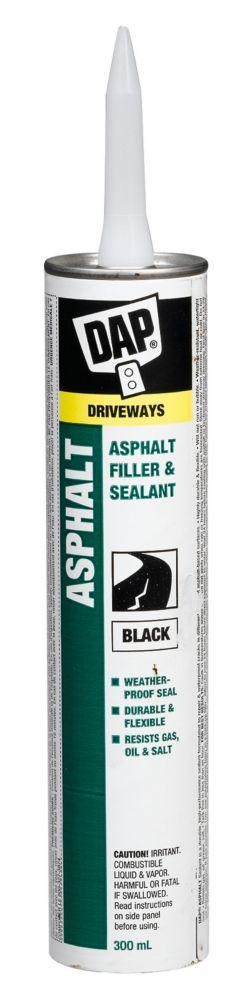 DAP DAP Asphalt Sealant Black 300mL