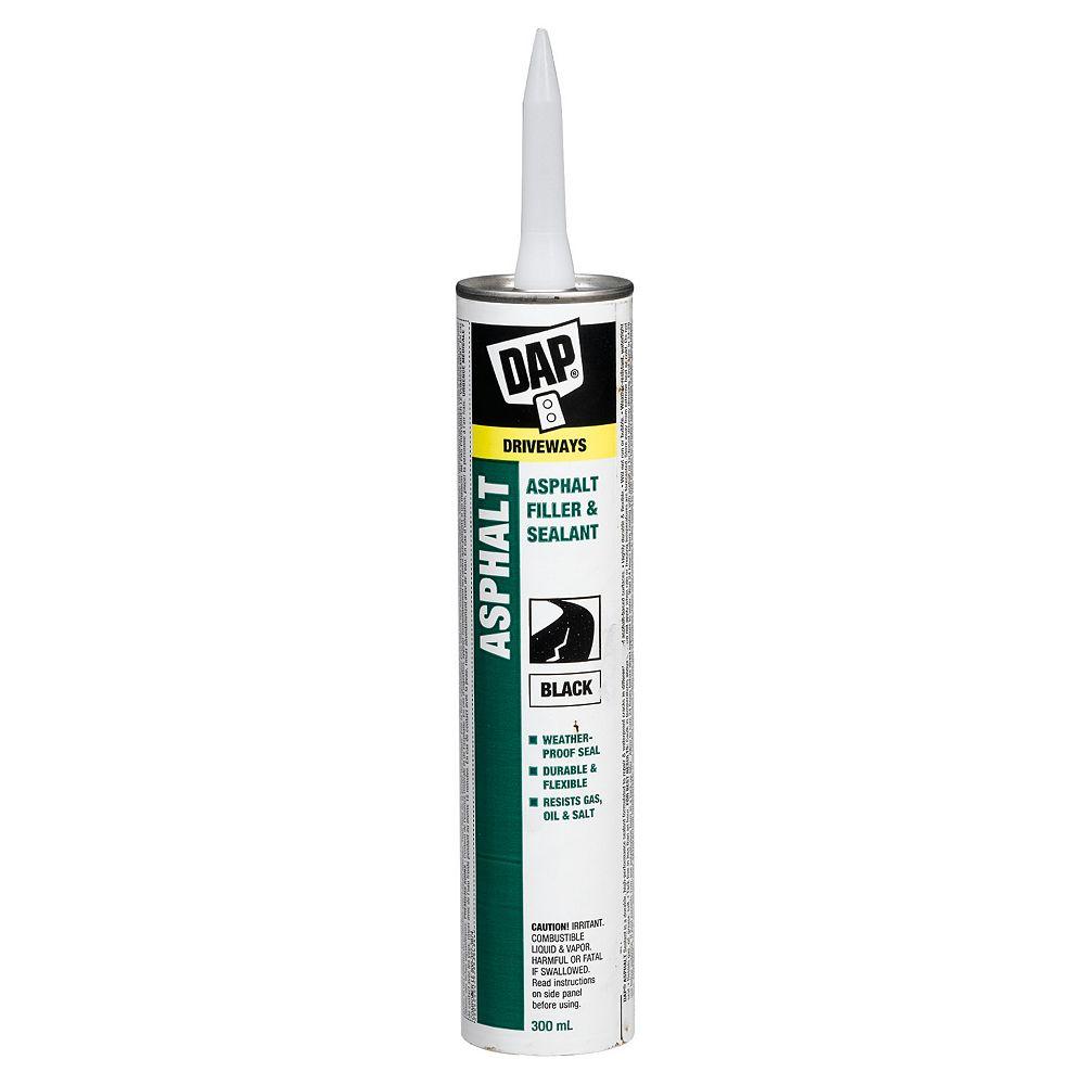 Dap Scellant Pour Asphalte Dap 300ml Noir Home Depot Canada