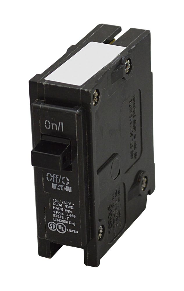 Plug-In Replacement Br Breaker - 1P 20A