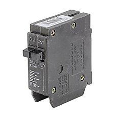 Type BR 15-Amp Tandem Circuit Breaker
