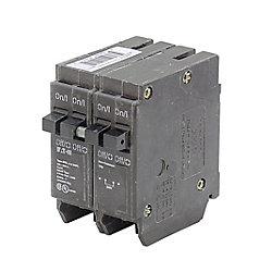 Eaton Type BR 15/20 Amp Quad Circuit Breaker