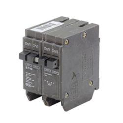 Eaton Disjoncteur enfichable pour remplacement duplex / quadruple - 2-1P 15A & 1-2P 40A