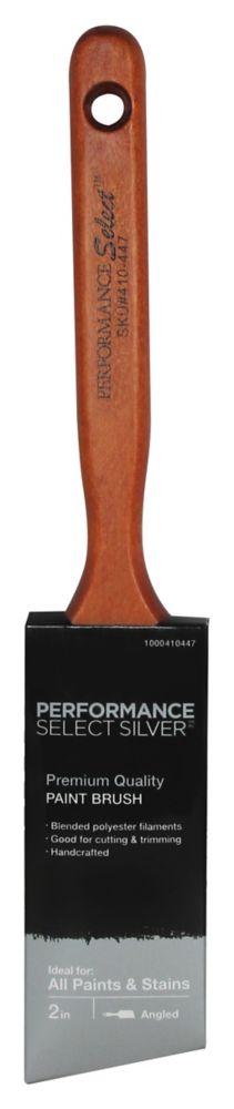 2 Pinceau Oblique De 5,0 Cm (2 Po)