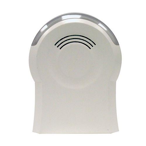 Hampton Bay Wireless Table Top Strobe Door Bell Kit