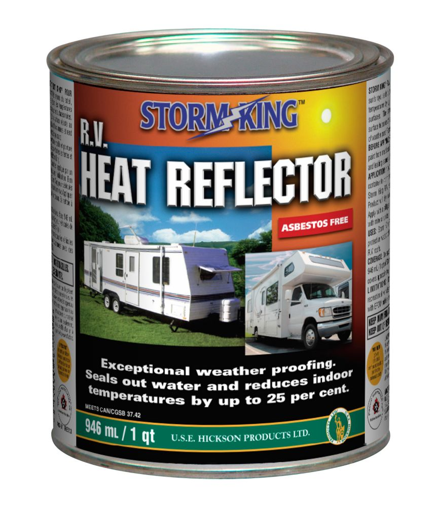 Storm King RV Heat Reflector