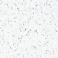 Imperial Texture 12-inch x 12-inch Vinyl Tiles in Classic White
